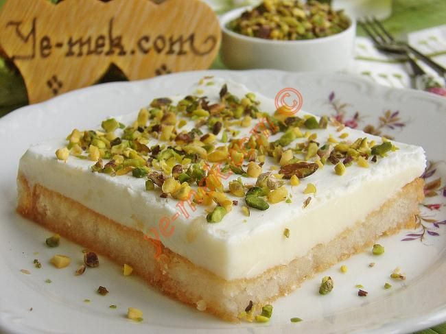 Zwieback Dessert Recipe | Recipes (From Turkish Cuisine) In English