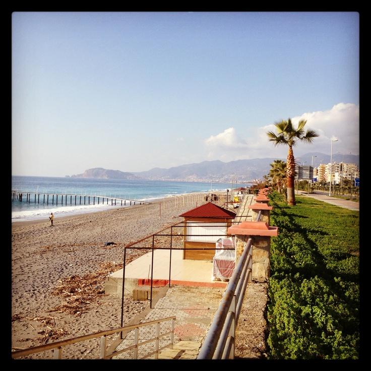 Beach Mahmutlar
