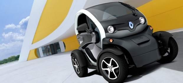 España producirá este año el mini eléctrico Renault Twizy