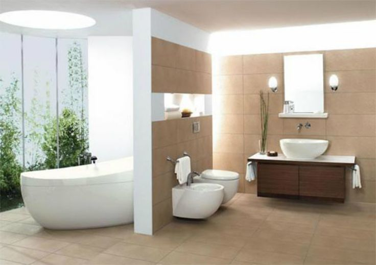 Relaxing Wooden Bathroom Cabinets   Bufftes and Cabinets Blog   #buffetsandcabinets   https://goo.gl/jsy4Qn