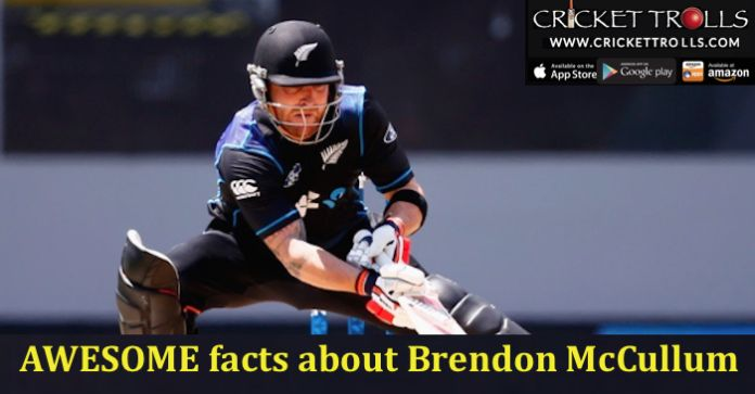 READ MORE..... AWESOME facts about Brendon McCullum  #ThankYouBaz #NZvsAUS #Cricket Cricket Trolls​ http://www.crickettrolls.com/2016/02/09/awesome-facts-about-brendon-mccullum/