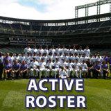 #Colorado #Rockies #Baseball: 2015 Active Roster
