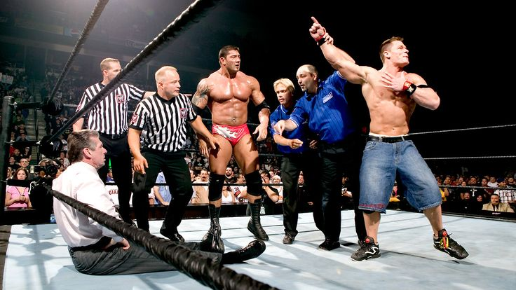 Who won The Royal Rumble - Royal Rumble 2005