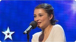 Alice Fredenham singing 'My Funny Valentine' - Week 1 Auditions | Britain's Got Talent 2013 - YouTube