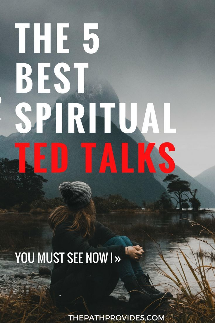 5 Spiritual Ted Talks You Must Watch Meditation For Beginners