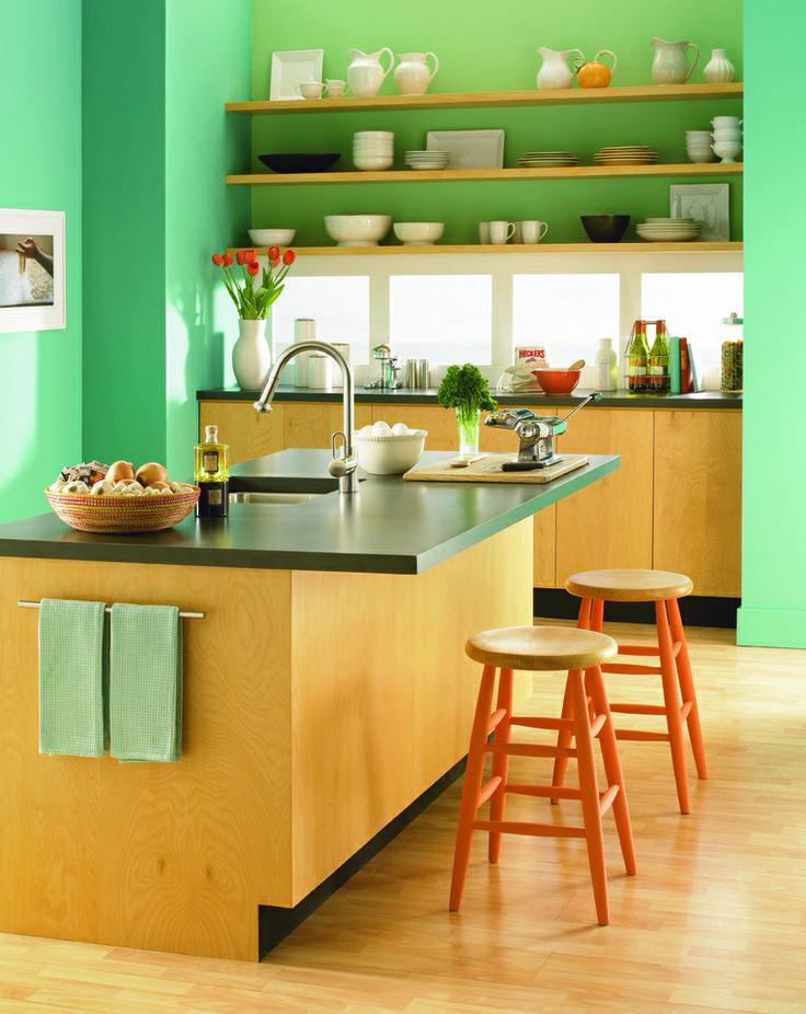ベンジャミンムーアペイント施工事例(キッチン・洗面室) | 住宅設備事例 | ベンジャミンムーアペイント | HOUSY