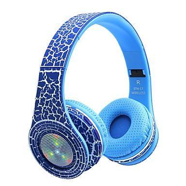 Original STN-17 Bluetooth Foldable Wireless Headphone Stereo Bluetooth 3.0 EDR Headset 3.5mm Audio Headphone Music MP3 Handsfree for iPhone Samsung