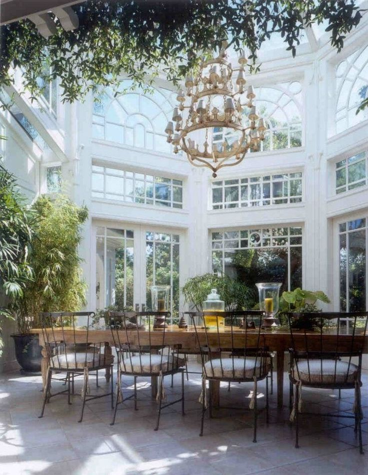 139 best conservatories images on pinterest decks greenhouses and arquitetura for Sunroom garden room