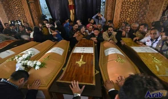 After Egypt church bombings, Copts complain of…