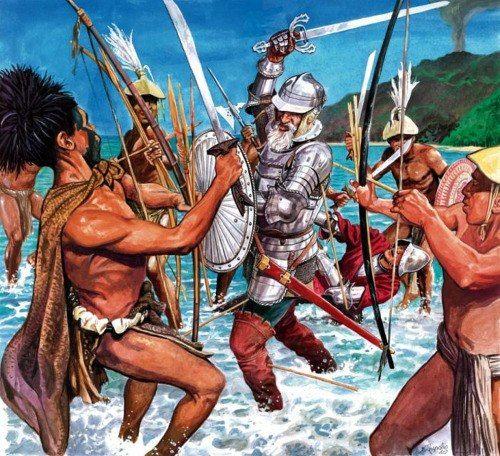 Остров Мактан (Филиппины), на котором расположена наша школа, известен тем, что здесь был убит известный мореплаватель Фернан Магеллан. 27 апреля 1521 года на острове Мактан нашел свою смерть Фернан Магеллан, португальский и испанский мореплаватель, руководивший экспедицией, совершившей первое известное кругосветное путешествие, первый европеец, проследовавший из Атлантического океана в Тихий. Читайте продолжение на https://new.vk.com/geniusenglish?w=wall-57009295_243