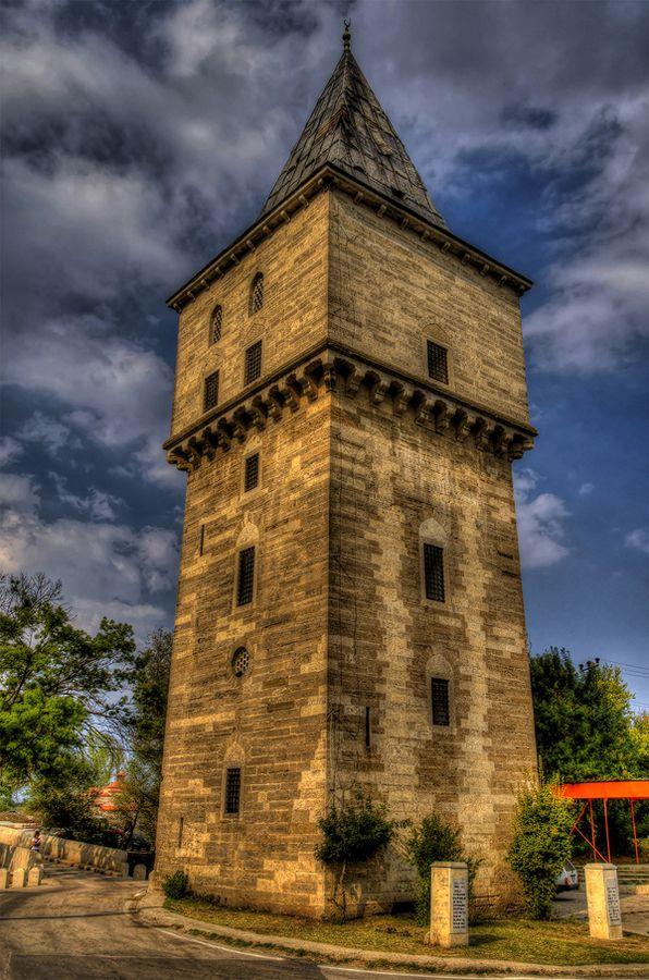 Justice Hall, Edirne Turkey