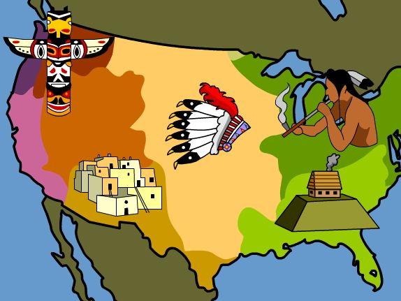 In this educational resource page you will find lesson plans and teaching tips about Social Studies learn about the different tribes of the Native-Americans, like the Cherokee, Mohawk, and Iroquois.