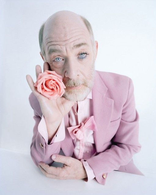 JK Simmons -- W Magazine Best Performances Issue , shot by Tim Walker