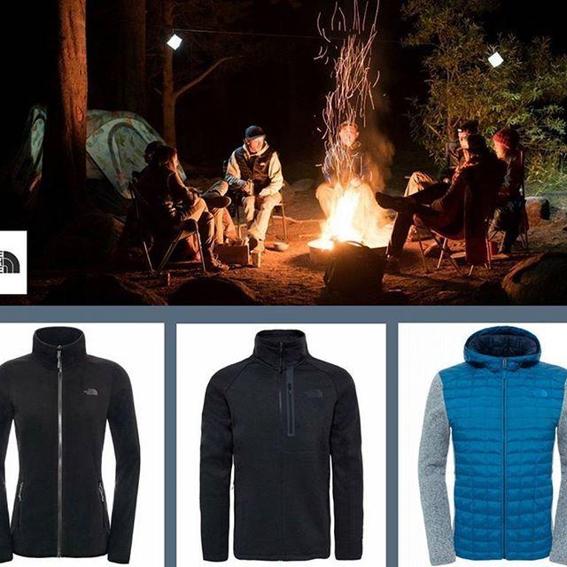 Lekker kamperen? Vergeet je fleece niet 😁  Prettige vakantie!😃#thenorthface #fleece  #kamperen #vakantie #outdoor #outdoorkleding #wandelkleding #taurusoutdoor