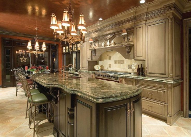 133 best Traditional Kitchens images on Pinterest | Beautiful ...