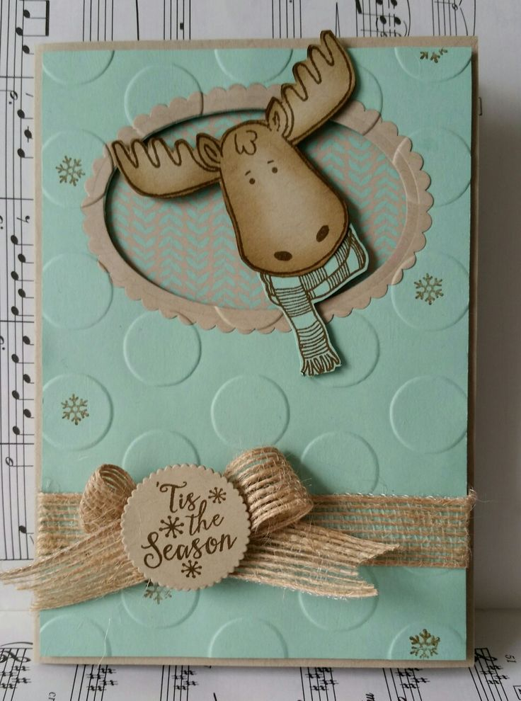 Stampin with Karen Spreckley : stampin up Jolly Friends