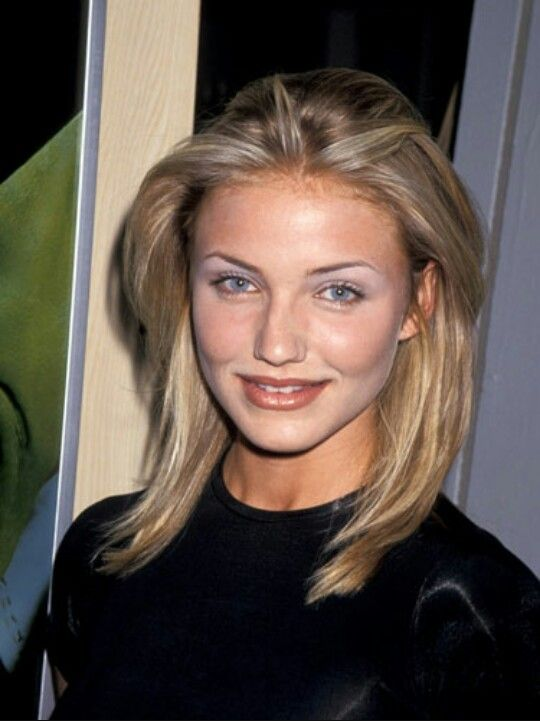 Pin by Cassi Melone on cameron diaz | Cameron diaz hair