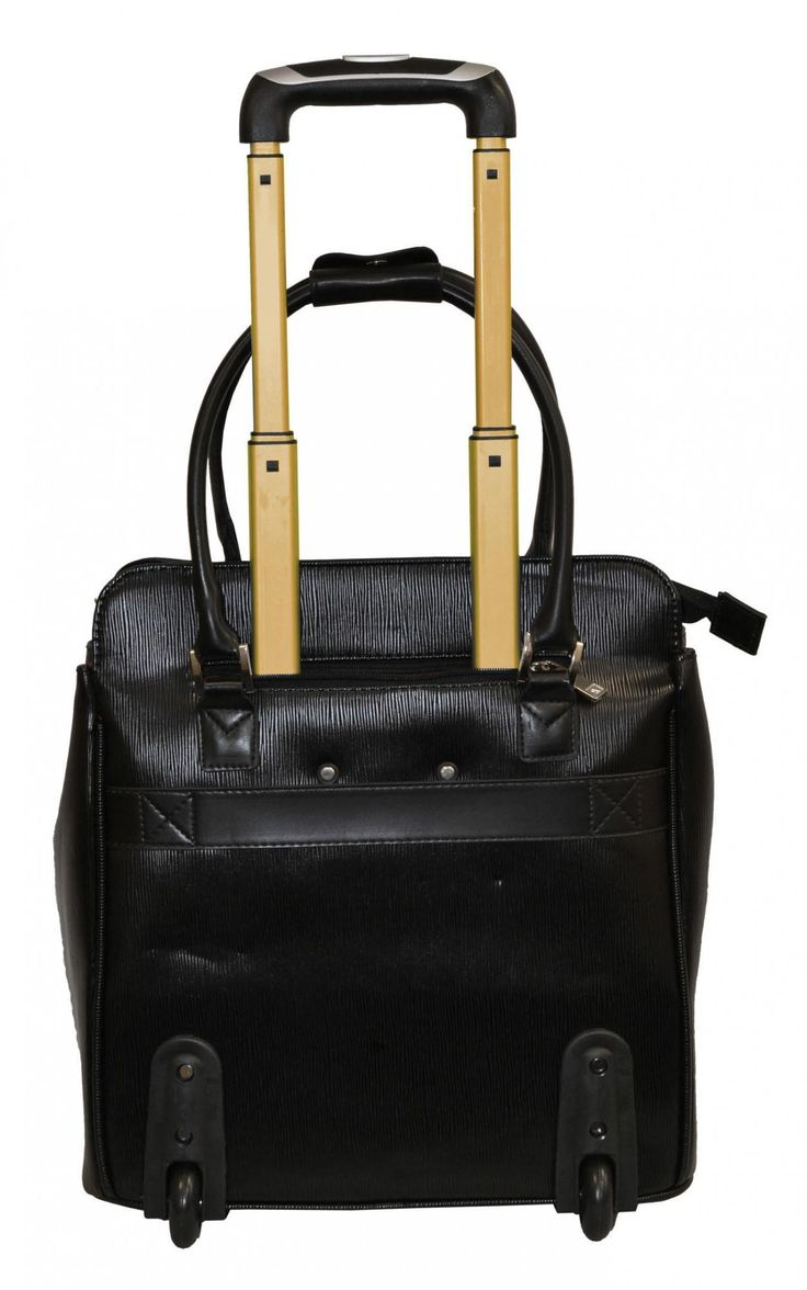 Adrienne Vittadini Rolling Laptop Bag *** For more information, visit image link. #CampingTrips