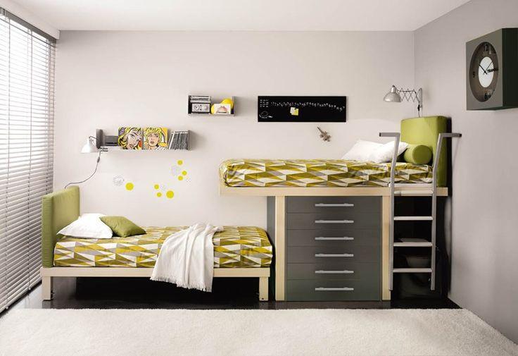 25 best ideas about space saving beds on pinterest loft bed desk bunk bed with desk and. Black Bedroom Furniture Sets. Home Design Ideas