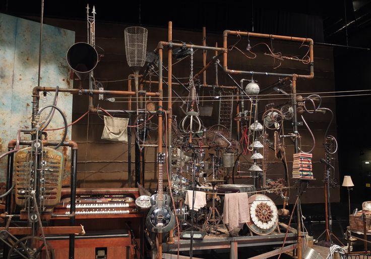 Steampunk Set Design Google Search Episode 26