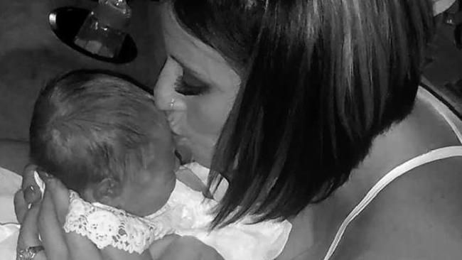Nicole and Shane Sifrit's baby Mariana has died of herpes infection after a kiss