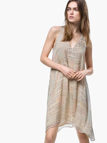 PRINTED DRESS - Dresses - WOMEN - United States