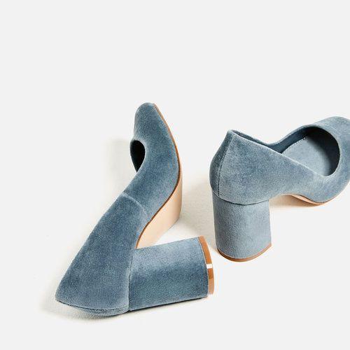 Zapatillas y zapatos de terciopelo ¡únete a la moda velvet! con estos 19 modelos de diferentes precios y estilos...