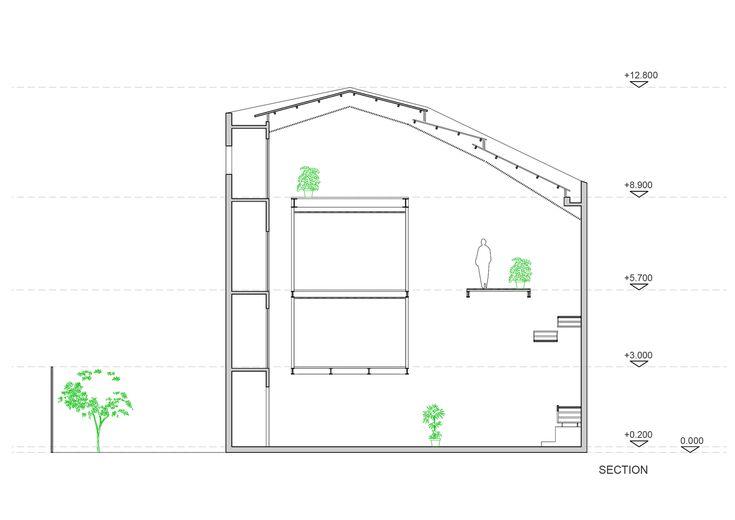 Gallery of Zen House / H.A - 28