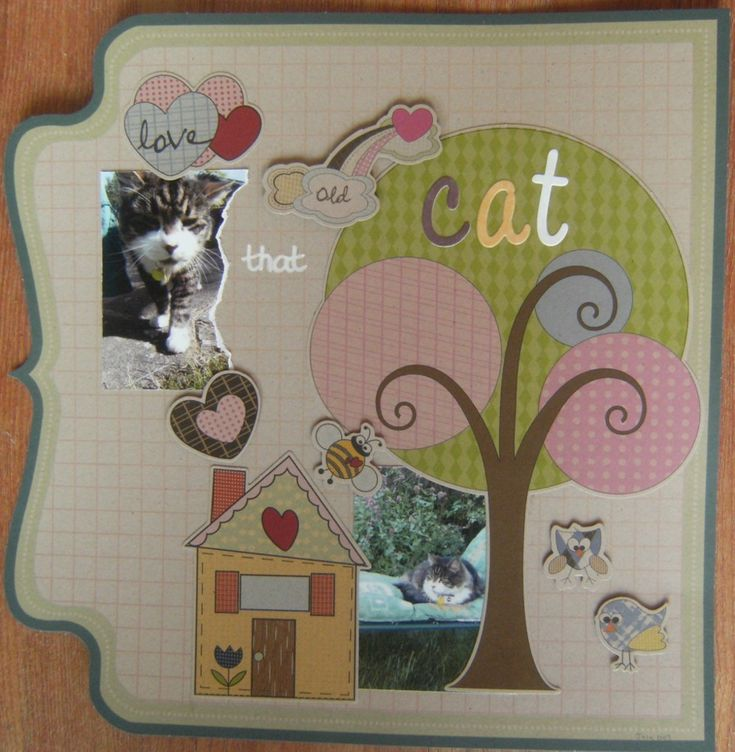 How To Scrapbook Layout