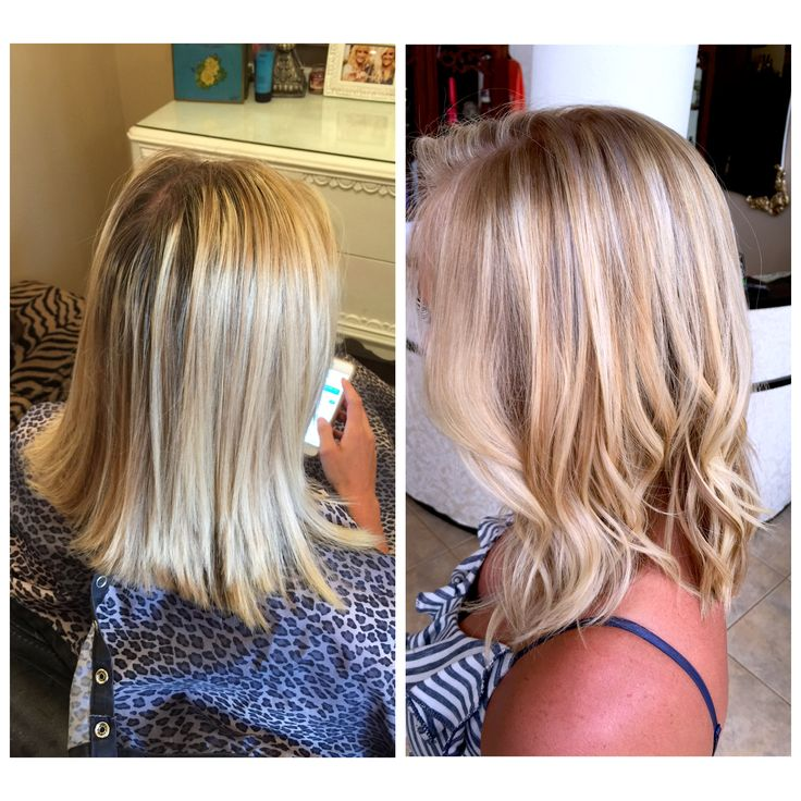 1000 Ideas About Partial Blonde Highlights On Pinterest