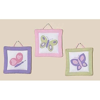5 ideas para las paredes del cuarto de ni as mam slatinas - Cuadros para habitaciones de ninas ...