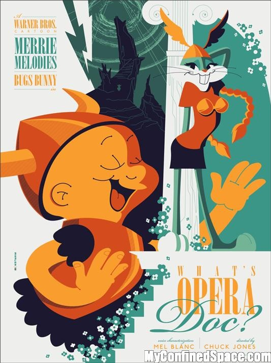 What's Opera, Doc? by Tom Whalen