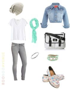 teen girl outfits with converse | Teen Outfits