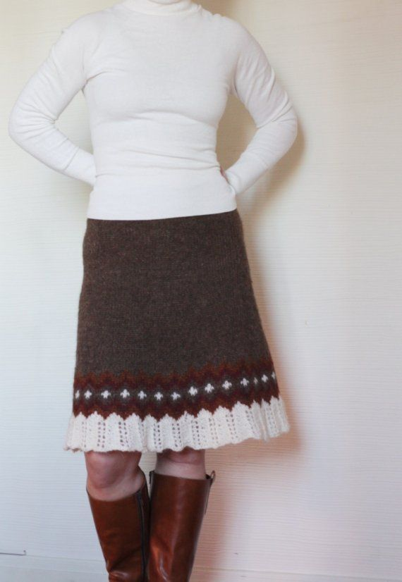 77 best Knitted dresses images on Pinterest | Knit dress, Knit ...