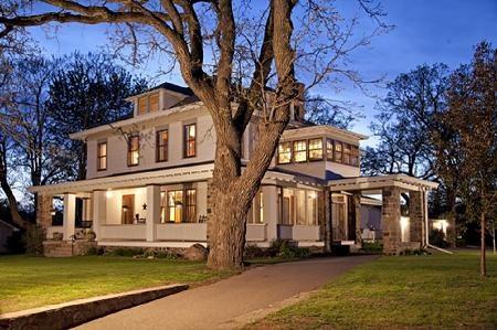 The Charles Keith Manor  1905 Arts & Crafts (Craftsman)  Princeton, Minnesota