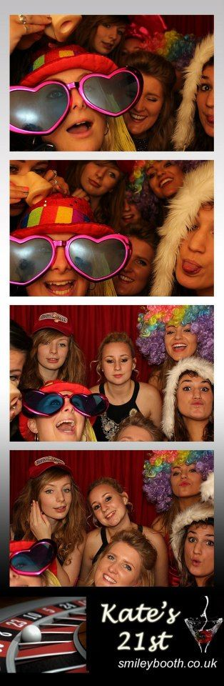 Photo Booth - such a great way to document the evening...gives you two copies...one for a guestbook and one for your guests to take away! Option of having a CD copy of all photos