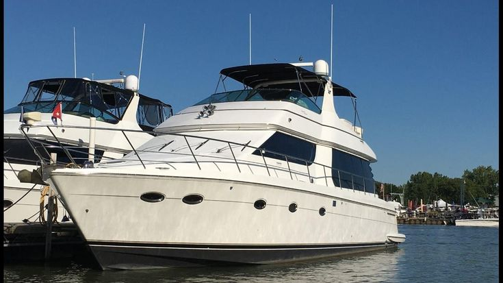 2002 Carver 570 Voyager Pilothouse Power Boat For Sale - www.yachtworld.com