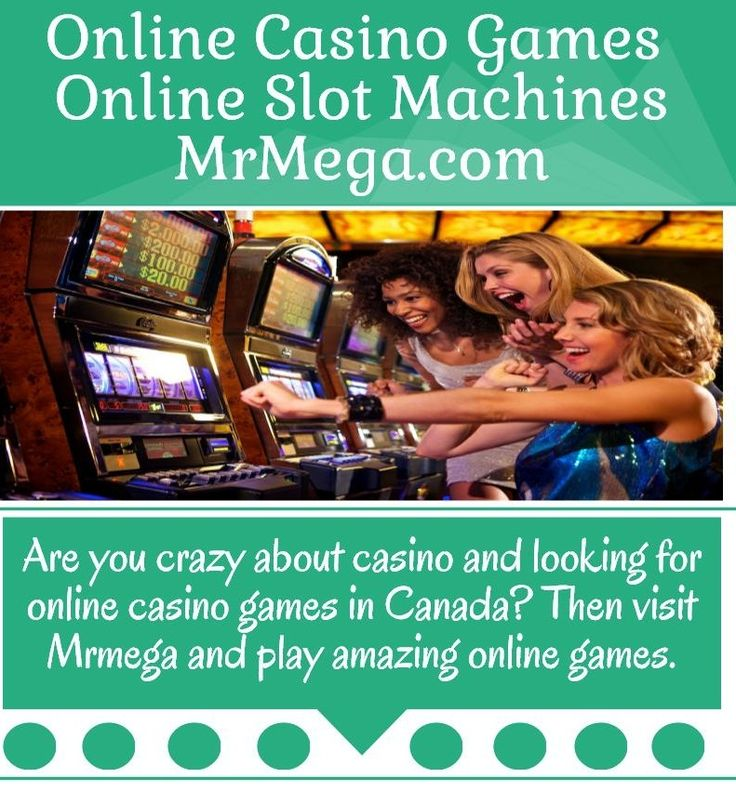 We are giving a chance for playing Online Casino games in Canada; don't get late for playing online games just visit at mrmega.com and play amazing games. http://bit.ly/1Tbo5ff