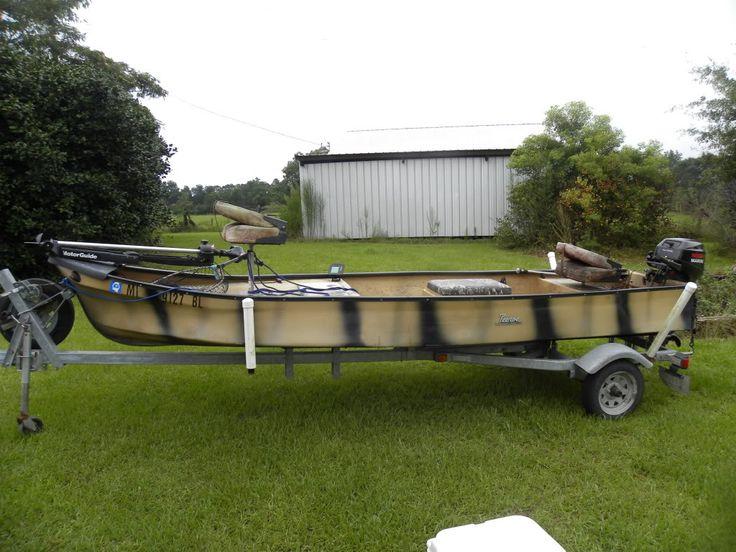 Gheenoe boats mississippi fishing freshwater forum for Freshwater fishing boats
