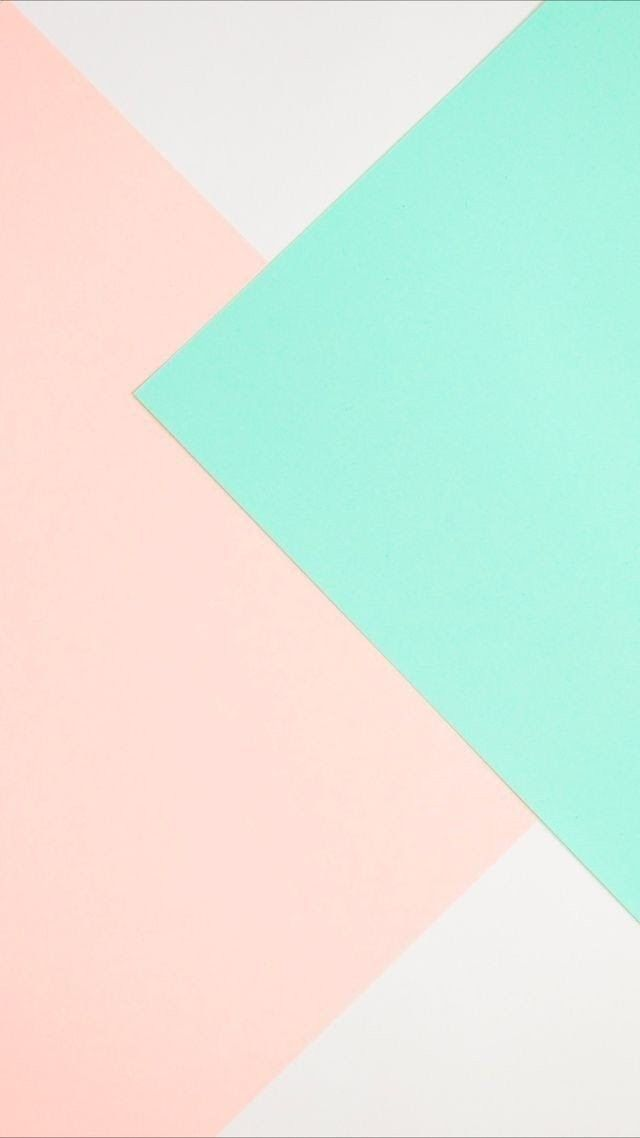 Aqua Turquoise Pink Teal Peach Material Property Pastel Iphone Wallpaper Cute Wallpapers Iphone Wallpaper