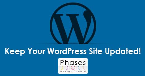 Have you updated to #WordPress 4.3.1? We can help with our WordPress Update Package.