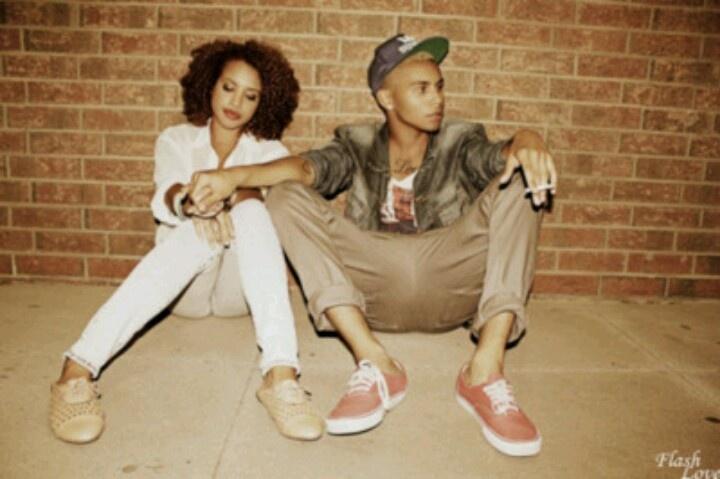 <33 dope fashion. dope couple.