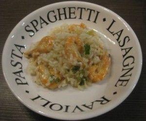 Risotto met knoflook garnalen recept » Recepten met Pasta