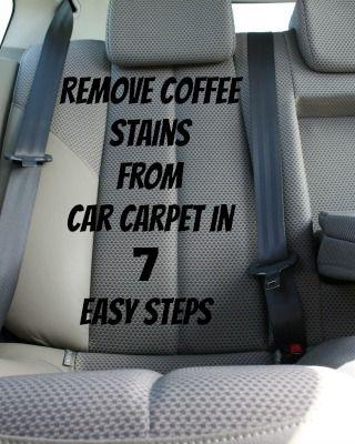 Best 25 clean car carpet ideas on pinterest diy car - How to detail a car interior step by step ...