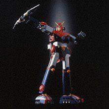 Mazinger: GX-03 Combattler V Die Cast Action Figure Soul of Chogokin