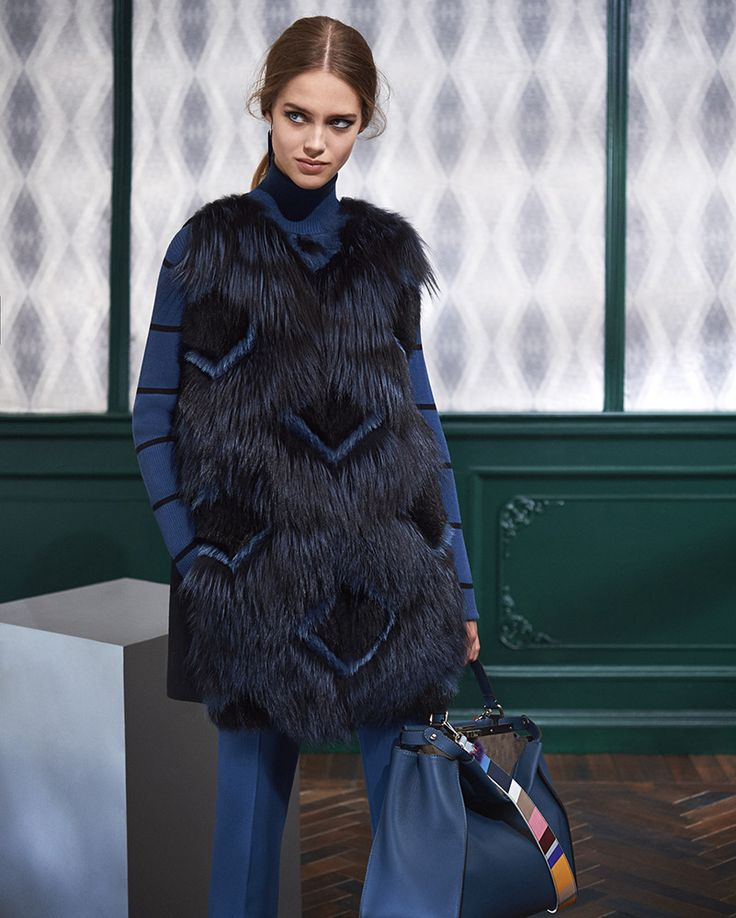 Fendi Fur Collection 2016-17
