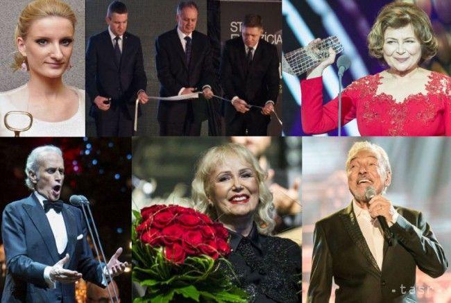 Rok 2016 v kultúre: Koncerty, výstavy, festivaly. Čo bolo pre vás top? - Kultúra - TERAZ.sk