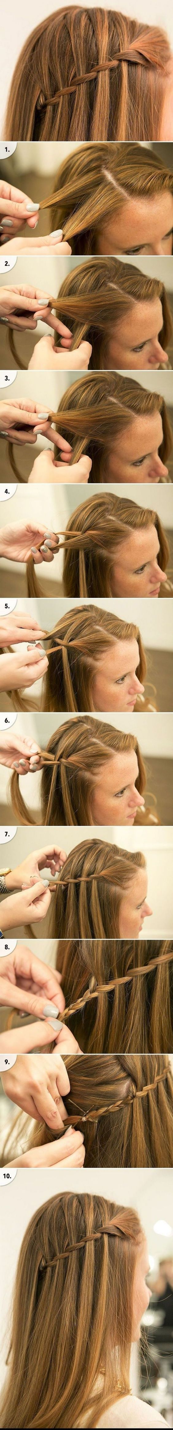 Get Gorgeous Hair With These Easy Step by Step Hair Tutorials