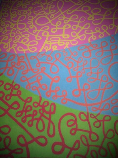 Flus! By www.rancio.es #art #posca #paintings #canvas
