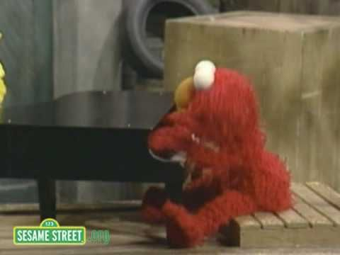 Happy Birthday Elmo!